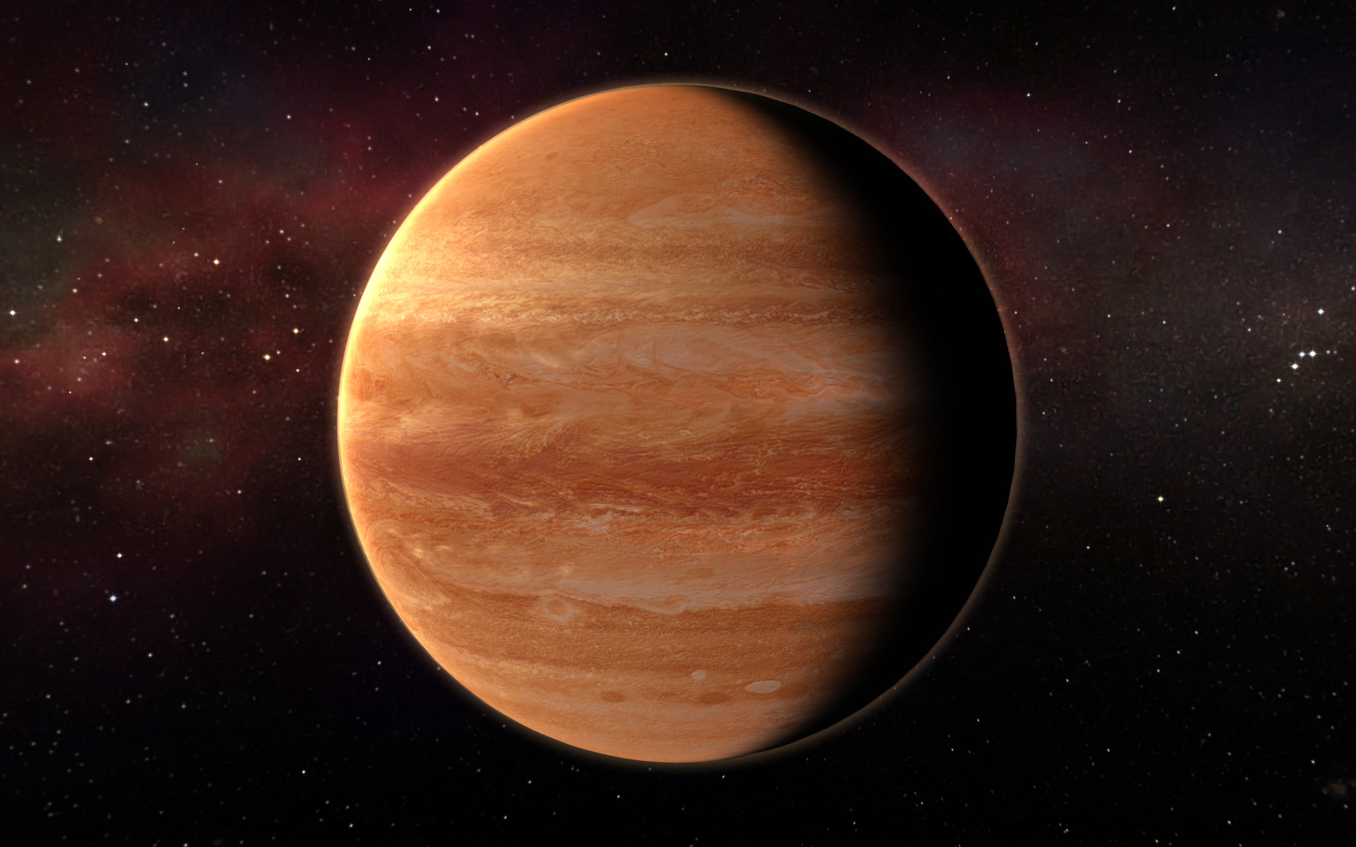 real planet jupiter - photo #17